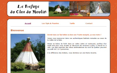 Le Refuge du Clos du Moulin