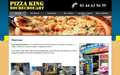 Pizza King Rochechouart